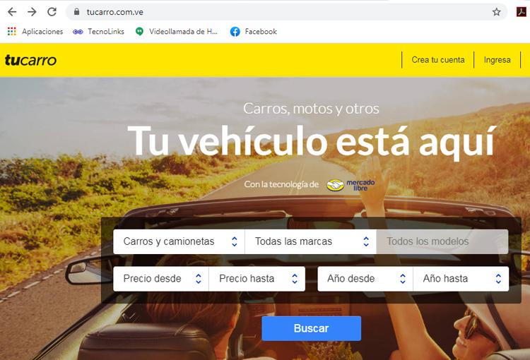 """""""tucarro.com"""" revolucionó el mundo de los clasificados en línea para vehículos."""